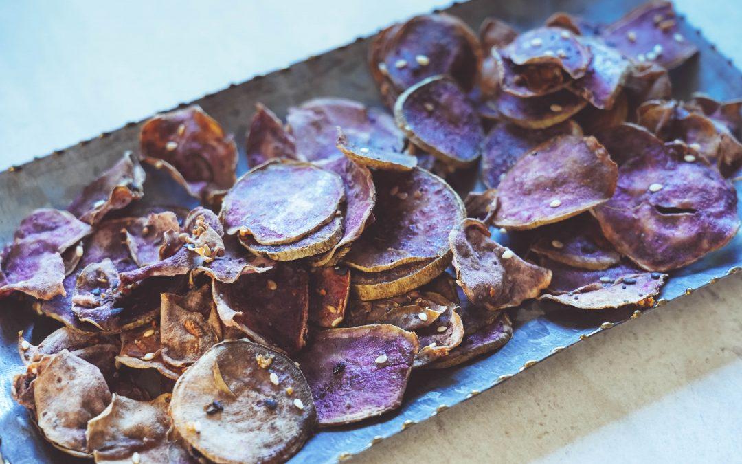 Purple Yam Chips
